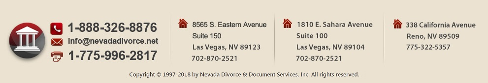 Nevada divorce in days nevada divorce document services solutioingenieria Images