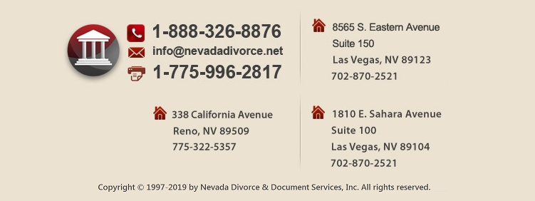 Nevada Divorce & Document Services, Inc
